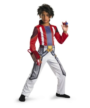 Bakugan Dan Costume