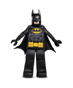 Boys Batman Lego Movie Costume