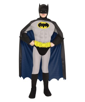 Batman Muscle Baby Boys Costume