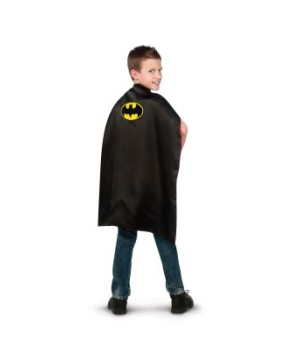 Batman To Superman Reversible Kids Costume