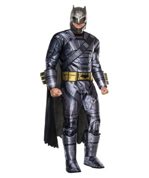 Batman V Superman Armored Batman Men Costume