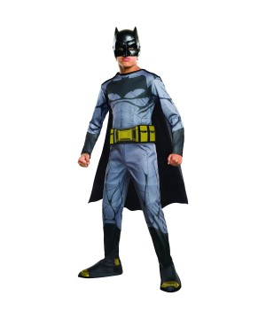 Batman V Superman Batman The Caped Crusader Boys Costume