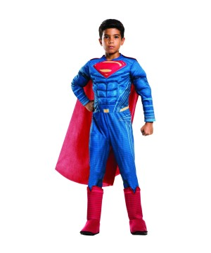 Batman V Superman Movie Superman Boys Costume