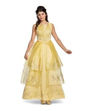 Belle Women Ball Costume