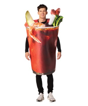 Bloody Mary Tunic Adult Costume