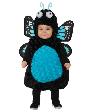 Blue Butterfly Girls Costume Toddler