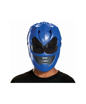 Blue Power Ranger Kids Movie Mask