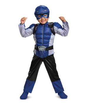 Blue Ranger Beast Morpher Toddler Muscle