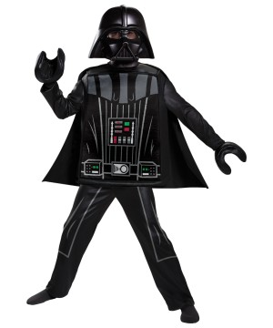 Boys Darth Vader Lego Costume Lego Star Wars
