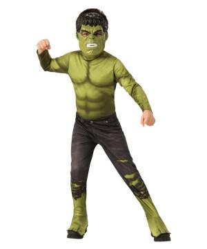 Boys Endgame Hulk (2) Costume Economy