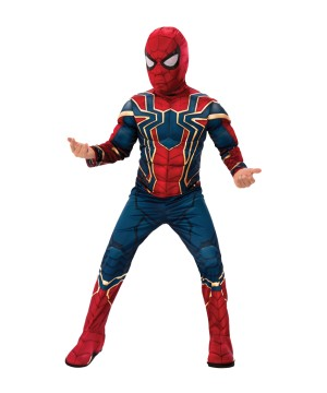 Boys Endgame Iron Spider Costume