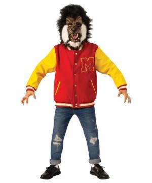 Boys Michael Jackson Thriller Werewolf Costume Deluxe