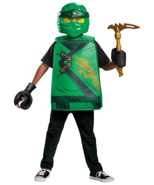 Boys Ninjago Lloyd Legacy Costume