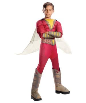 Boys Shazam Costume Deluxe