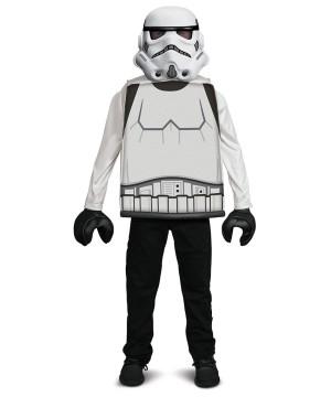 Boys Stormtrooper Lego Costume