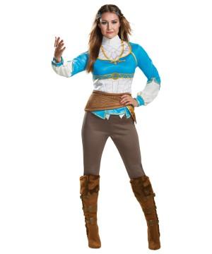 Breath Of The Wild Zelda Costume