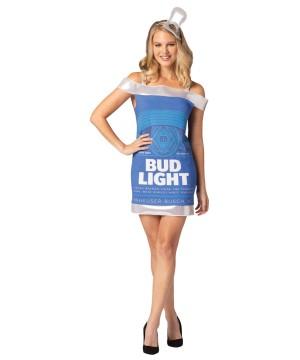 Bud Light Womens Dress