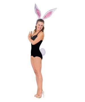 Jumbo Ears Bunny Costume Kit