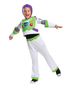 Buzz Lightyear Boys Costume Classic