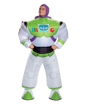 Buzz Lightyear Inflatable Adult Costume