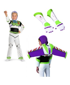 Toy Story Buzz Lightyear Costume Kit
