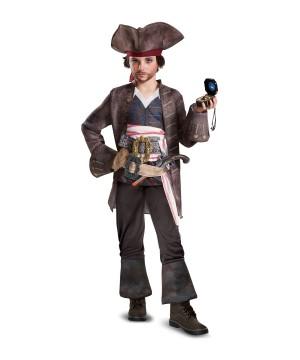 Boys Captain Jack Sparrow Costume