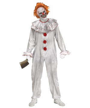 Carnevil Clown Costume