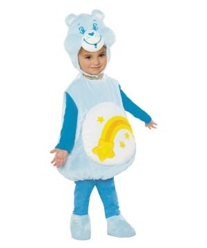 Childrens Care Bears Wish Costumes