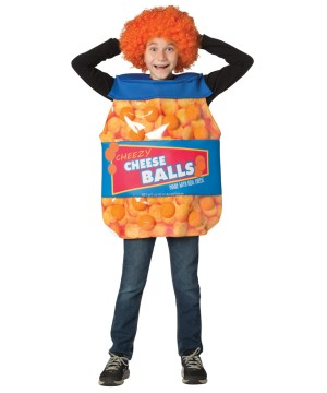 Childrens Cheeseballs Costume