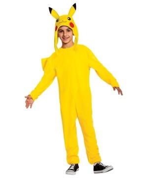 Childrens Pikachu Costume