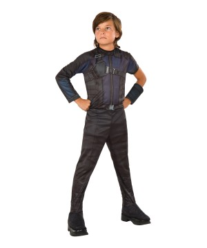 Captain America: Civil War Hawkeye Boys Costume