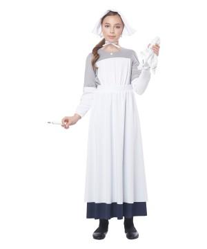 Civil War Nurse Girl Costume