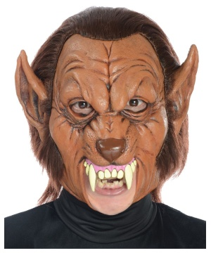 Classic Werewolf Latex  Mask