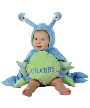 Crabby Baby Animal Costume