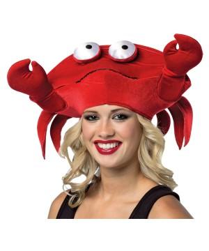 Crabby Crab Hat