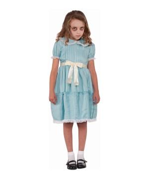 Girls Creepy Sister Costume