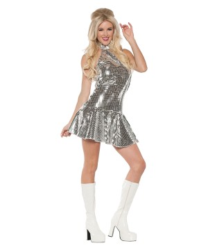 1970s Dance Fever Woman Costume