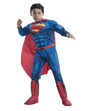 Superman The New 52 Dc Comics Boys Superhero Costume