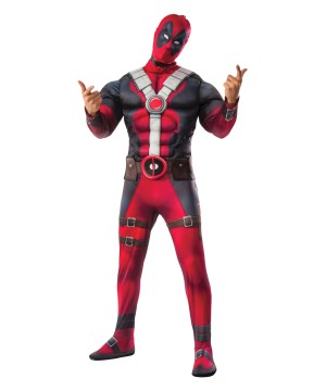 Deadpool Movie Men Costume