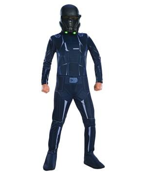Star Wars Death Trooper Boys Costume