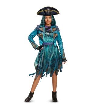 Girls Descendants 2 Uma Costume Deluxe