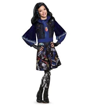 The Descendants Isle Of The Lost Evie Disney Girls Costume