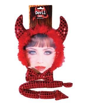 Devil Kit Costume Accessory