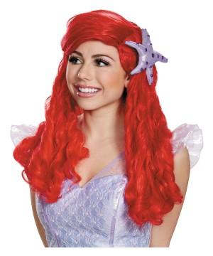 Disney Ariel Women Wig Prestige