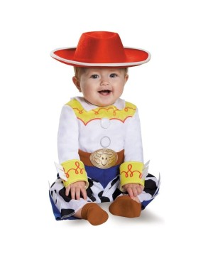 Disney Jessie Toy Story Baby Girl Cowgirl Costume