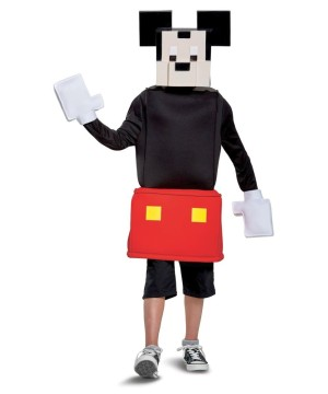 Disney Crossy Roads Mickey Mouse Boys Costume