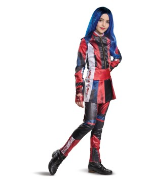 Evie Descendants 3 Deluxe Girl Costume