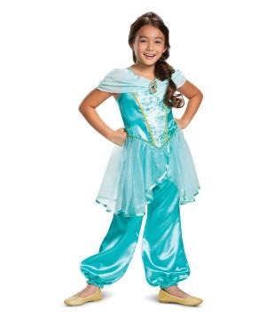 Jasmine Classic Girls Costume
