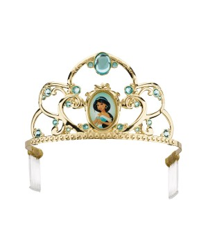 Disney Princess Jasmine Girls Tiara Deluxe