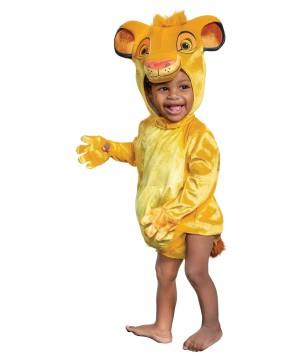 Disney Lion King Simba Infant Costume